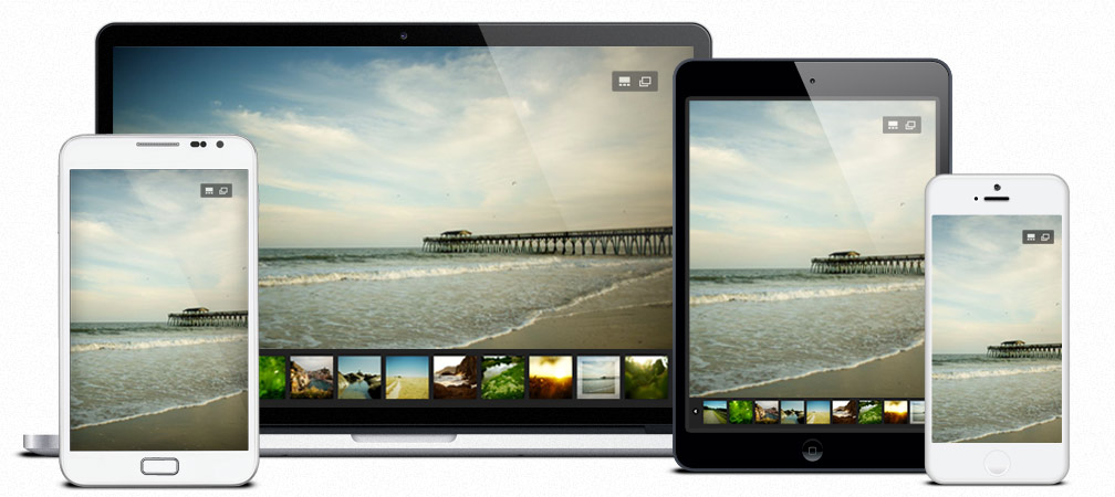 Juicebox - The Ultimate HTML5 Image Gallery